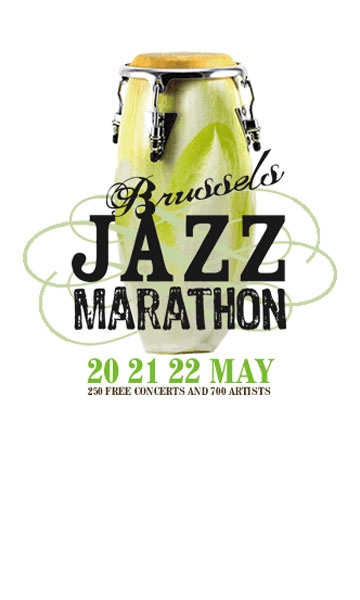 Logo of the Brussels Jazz Marathon
