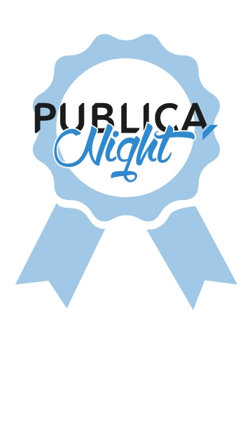 Logo of the publica night
