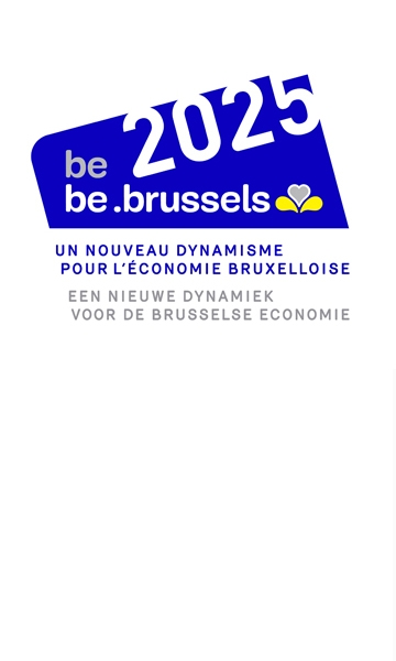 Logo of the Brussels 2025 economic strategy