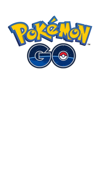 Logo of the Pokemon Go game - pokehunt august 03 Brussels