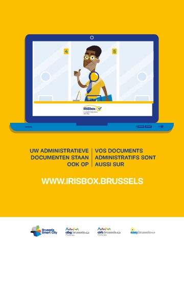 IRISbox advertising
