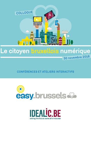 Colloque EasyBrussels