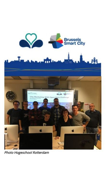 Brussels City Marketing & Open Data Challenge