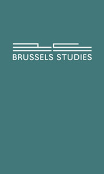 Logo de la revue scientifique www.brusselsstudies.be