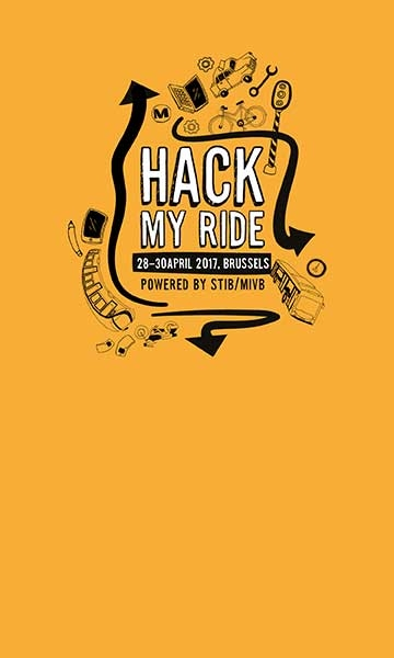 Hack my ride STIB hackathon