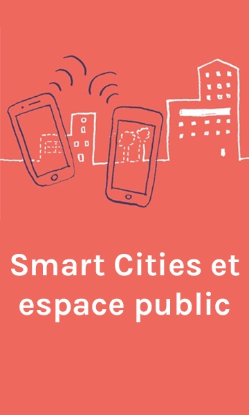 Poster of the colloquium Smart cities and public space