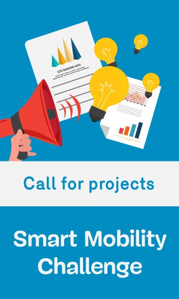 Smart Mobility Challenge - call for projects