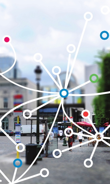 Services en ligne de la smart city