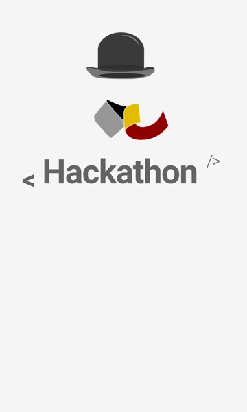 Logo of the FOSS4G hackathon
