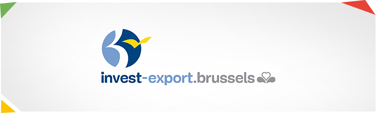 Website van Brussels Invest & Export