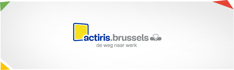 Website van Actiris