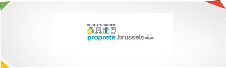 Bruxelles-Propreté website