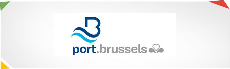 The Port of Brussels website