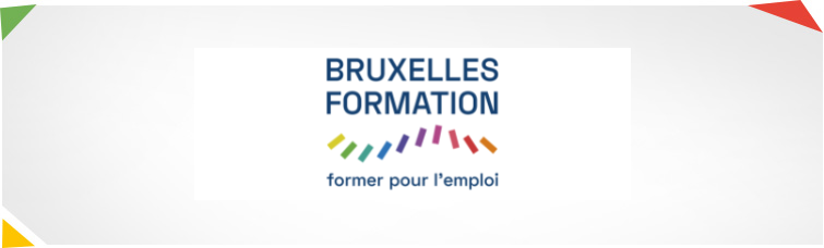 Website van Bruxelles Formation