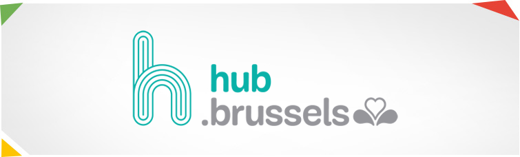 Website van hub.brussels