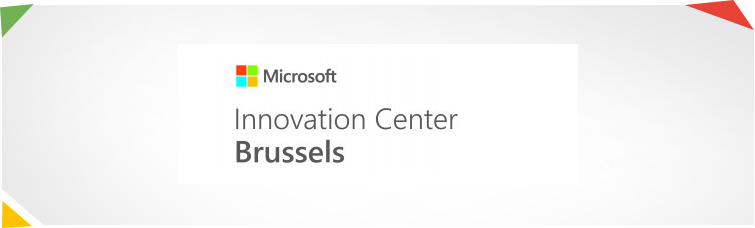Website van Microsoft Innovation Center