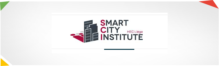 Website van Smart City Institute
