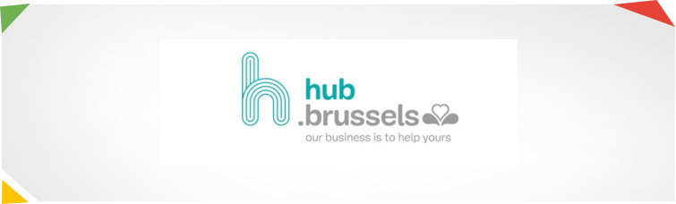hub.brussels website