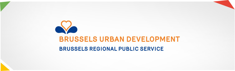 Brussels Urban Development website